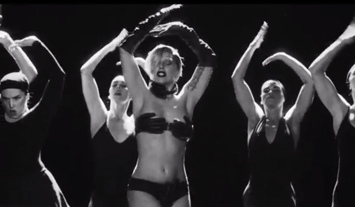 *猶如「維納斯的誕生」:Lady Gaga 即將重生於掌聲之中! 3