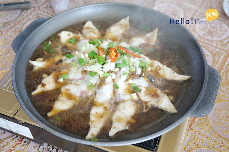 彰化員林餐廳,沙里仙鱘龍魚餐廳-6