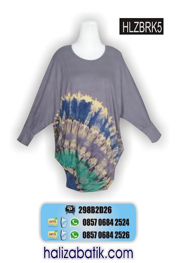 grosir batik pekalongan, Batik Seragam, Blus Terbaru, Model Blus Batik