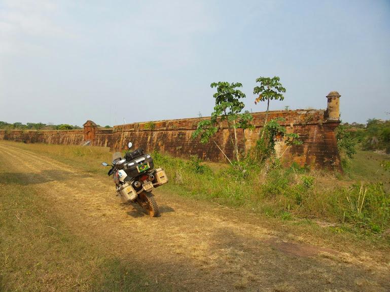 Brasil - Rota das Fronteiras  / Uma Saga pela Amazônia 20140827_152901