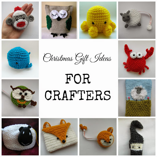 Cute and Kaboodle's gift ideas for crafters