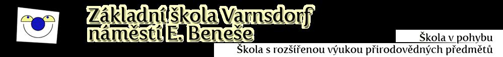 Základní škola náměstí E. Beneše, Varnsdorf