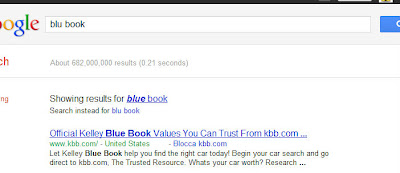 Google suggests an alternative more common spelling.