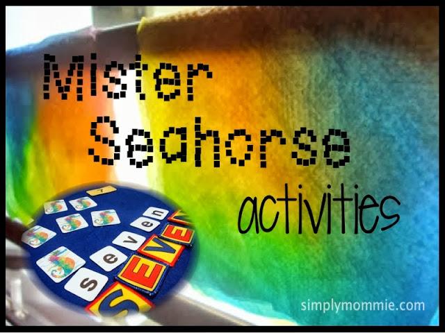 mister seahorse activities
