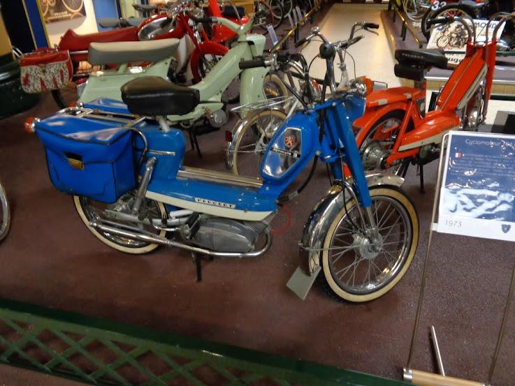 Musée de l'aventure Peugeot à Sochaux DSC01215
