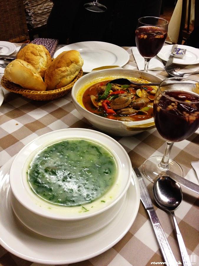 我最欣賞的菜湯、豬仔飽和特飲