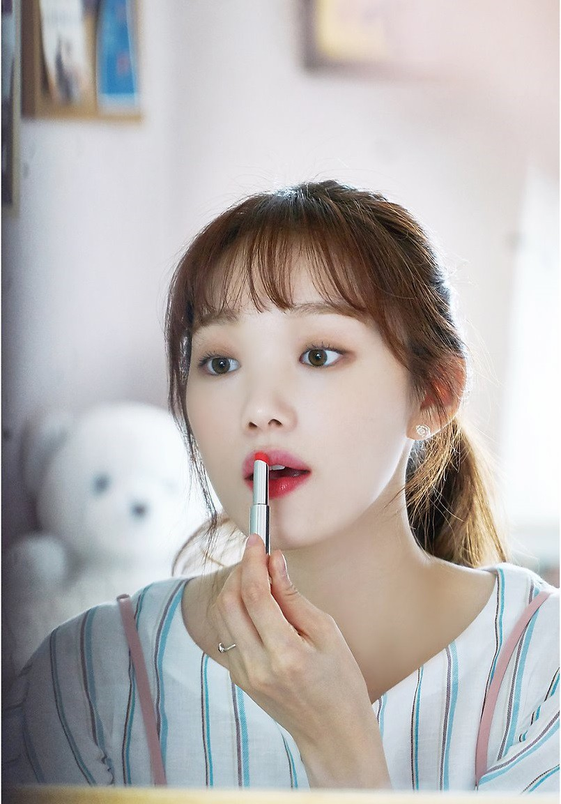 Laneige Stained Glasstick màu 04 Pink Sapphire
