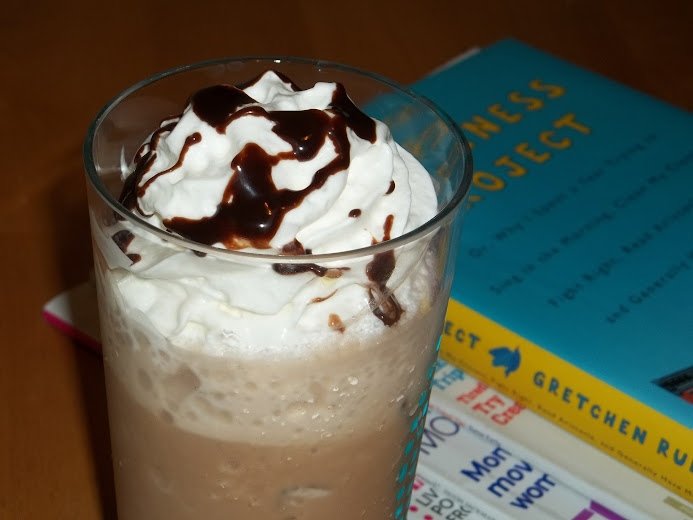 Homemade Frappuchino