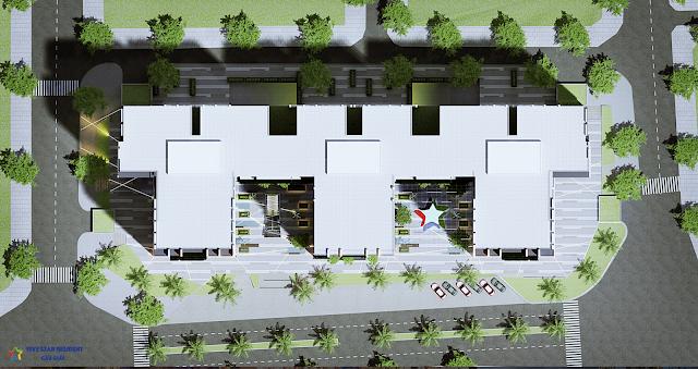 Mặt bằng thiết kế căn hộ Five Star Resident