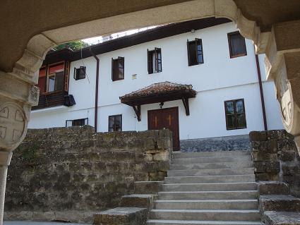 Неготин монастырь