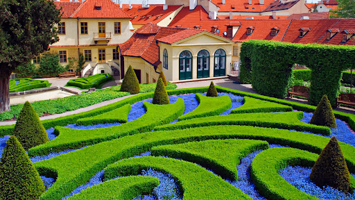 Formal Garden, Prague, Czech Republic.jpg