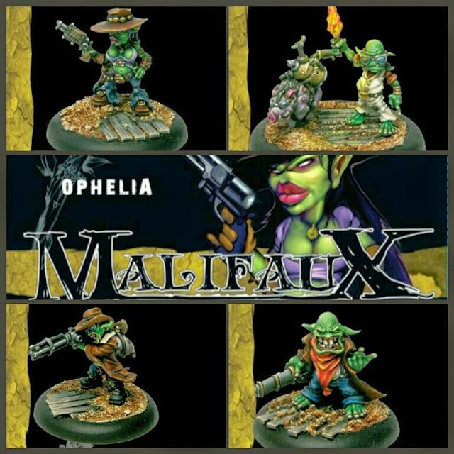 Banda Ofelia LaCroix de Malifaux