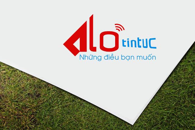 ThaiAiTi thiết kế logo báo Alotintuc.com