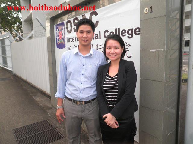 Du học Singapore - Ngành nấu ăn và nghệ thuật ẩm thực tại cao đẳng quốc tế OSAC