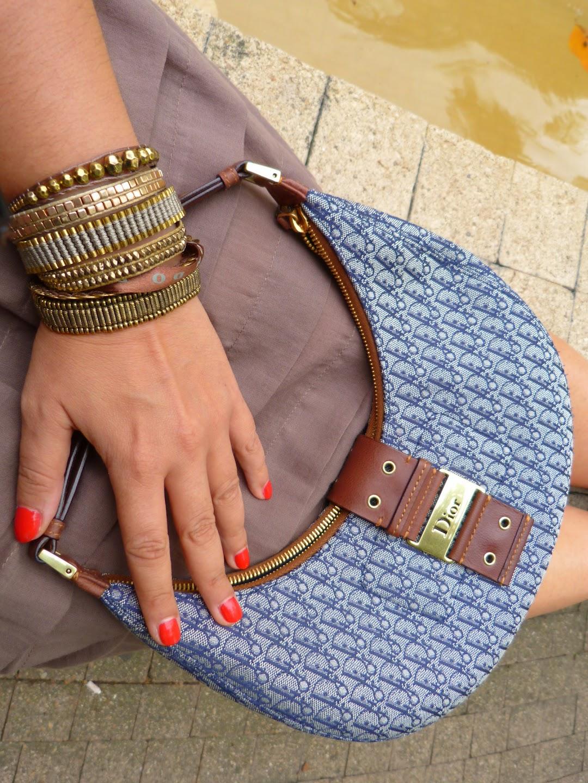 Bracelet Hipanema - Sac Dior