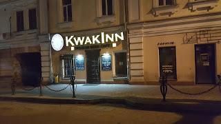 Kwak Inn Irkutsk russia