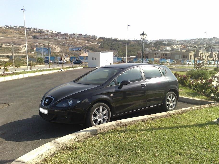 [CarFan] Seat Léon 1.9 TDi Stylance 07'  Photo762