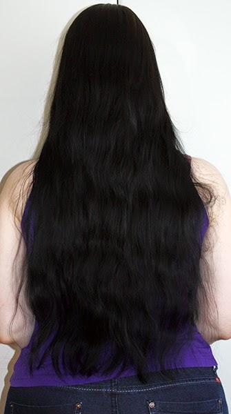 Lange haare bekommen trotz farben