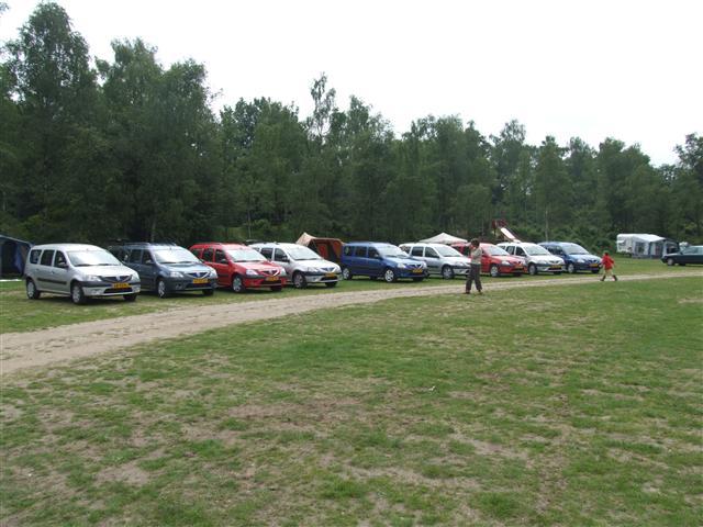Dacia meeting 2007, Doornse gat