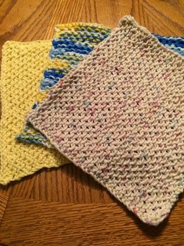 Honeycomb Wash Cloth - Susan Elizabeth