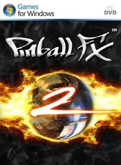 Cover Of Pinball FX2 (2013) Full Latest Version PC Game Free Download Resumable Links at Alldownloads4u.Com