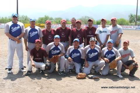 Equipo A del Juego de Estrellas de la Liga de Softbol del Club Sertoma