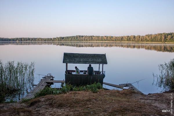 фото місця рибалки
