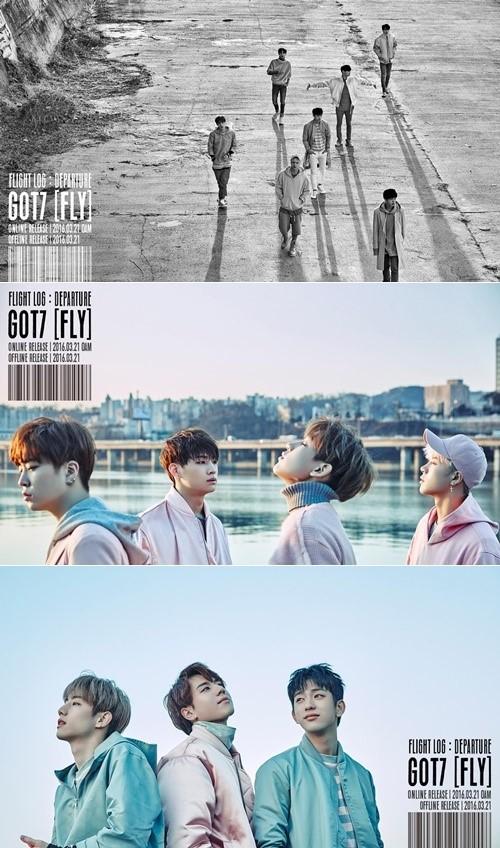 MV mới của GOT7 lọt bảng xếp hạng ở Mỹ