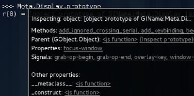 Inspect prototype