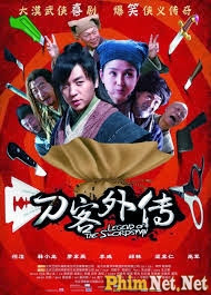 Võ Lâm Truyền Kỳ Các - Legend Of The Swordsman - 2014