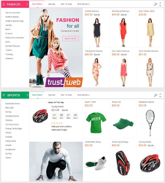 Template blogspot bán hàng miễn phí, đẹp, chuyên nghiệp, chuẩn SEO