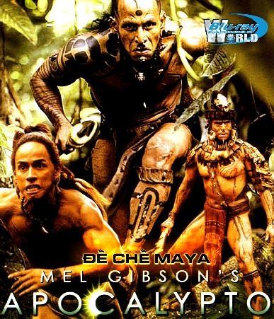 Đế Chế Maya Phần 2 – Apocalypto 2 (2017)