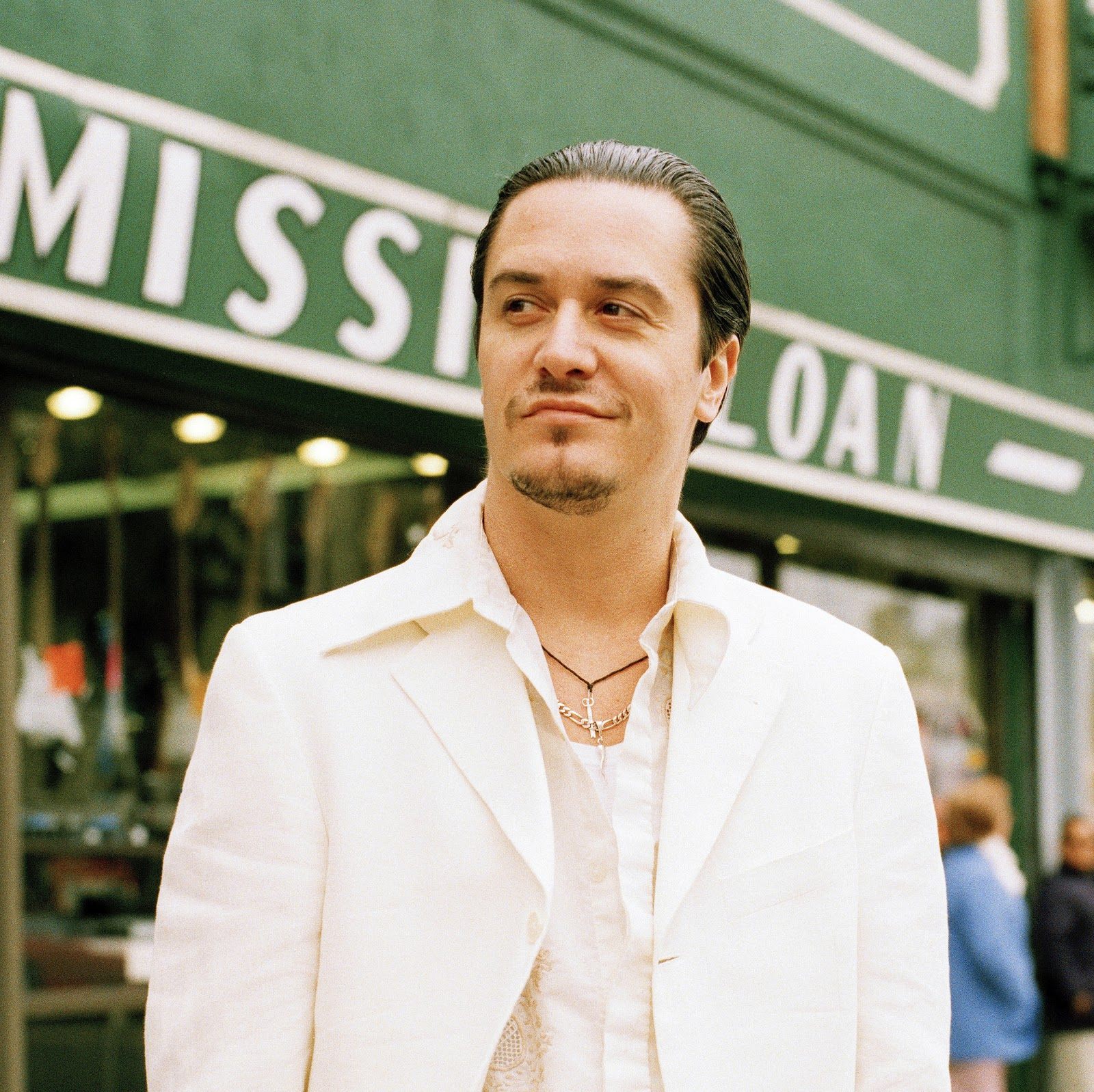 mike patton young