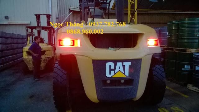 Xe nâng CAT 10 - 15 tấn từ Caterpillar