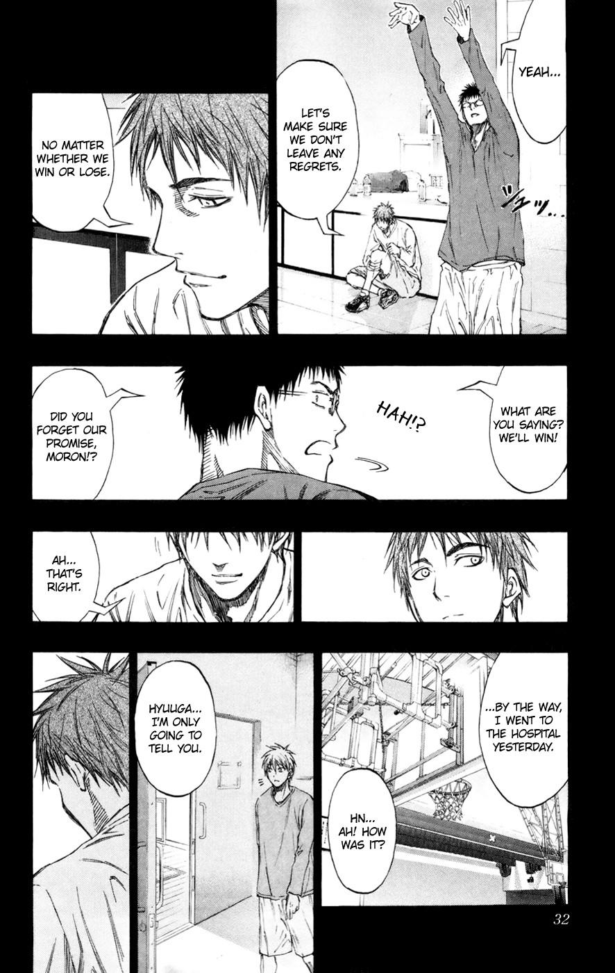 Kuroko no Basket Manga Chapter 128 - Image 06