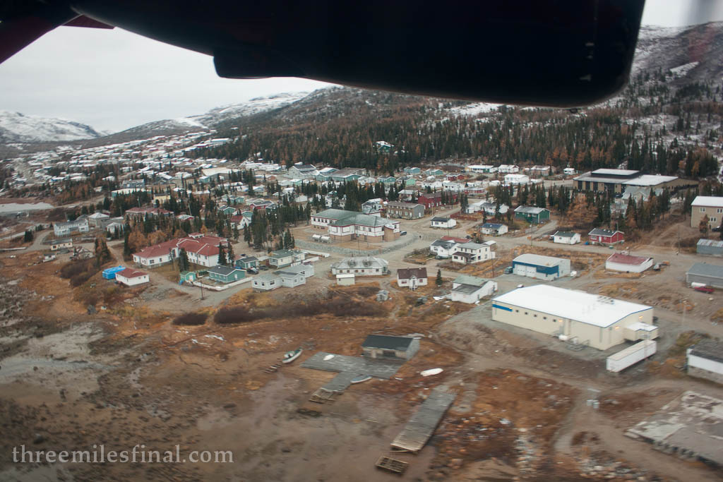 The Town of Nain, Labrador. (CYDP)