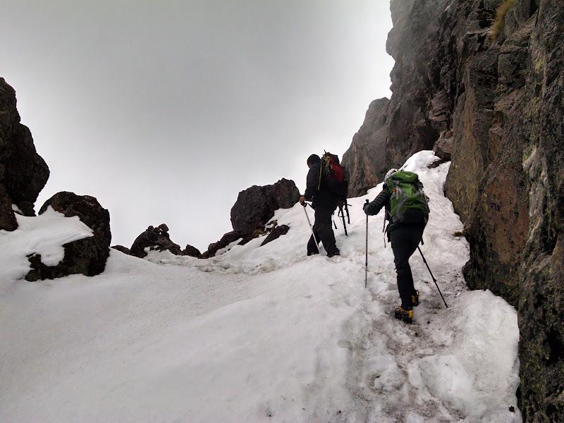 Nevado de Toluca • Caldera Rim
