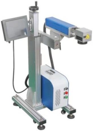 Máy in date code Drucker Fibre Laser