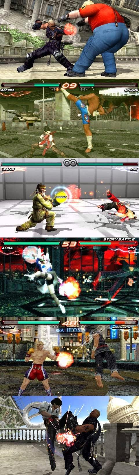 Tekken 6 Psp Save Game File