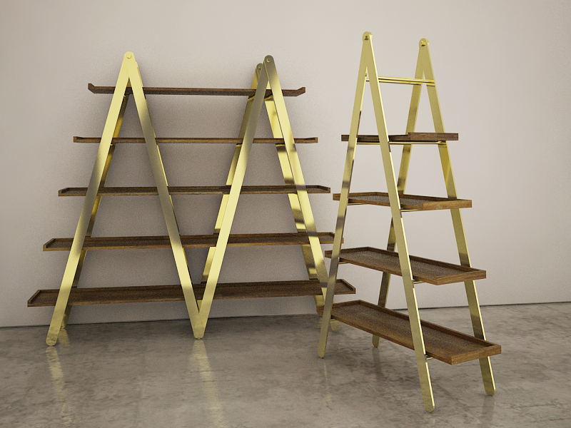 incorporated architecture design benroth rolston stuart Shelving - Ladders.jpg