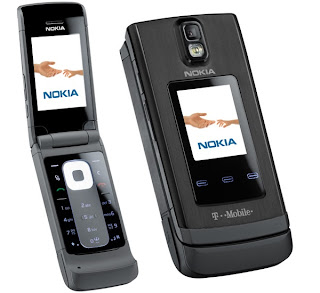 Nokia 6650 flap design phone like Motorola