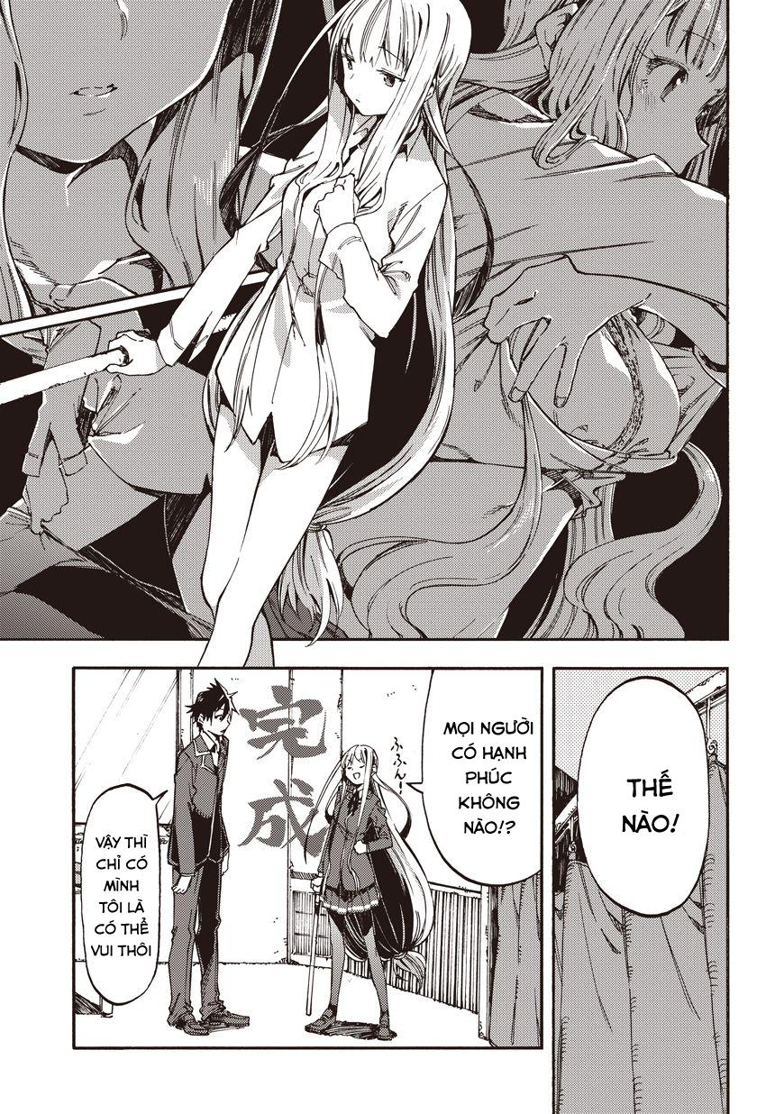 Monku no Tsukeyou ga Nai Rabukome chap Extra 3 Trang 5 - Mangak.info