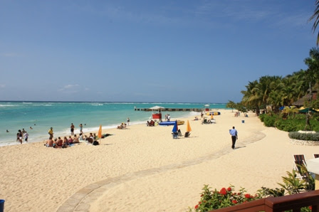 Praia Montego Bay