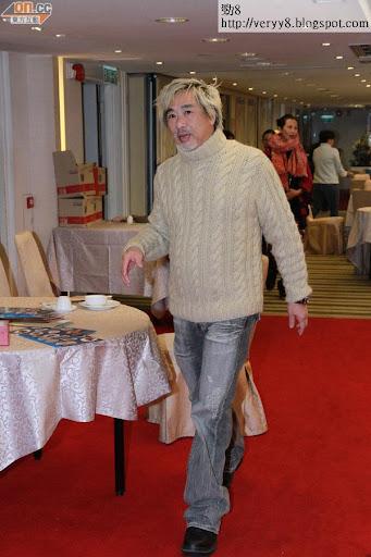 戚其義元旦日起離開工作了20年的TVB。