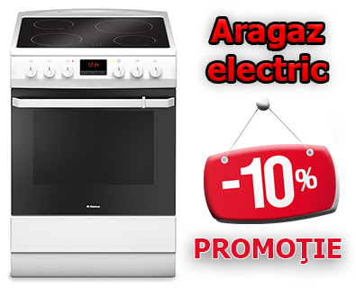 Aragaz electric