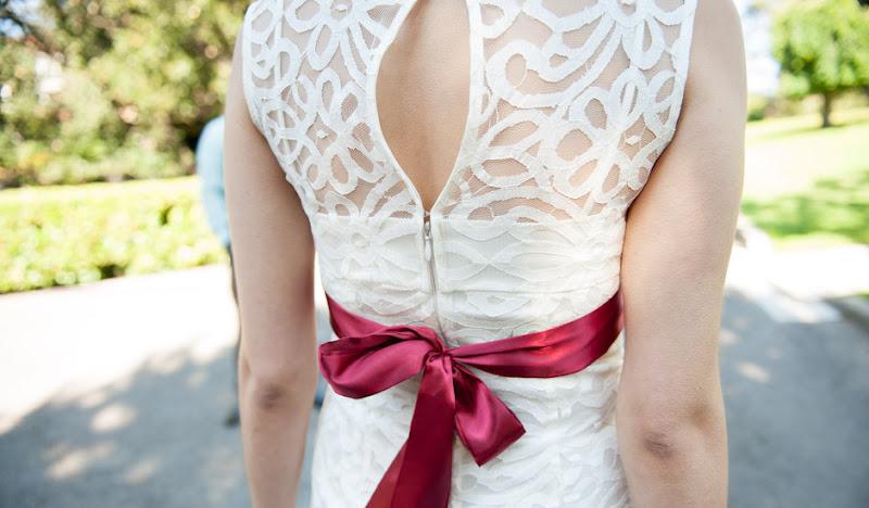 Elope Dress Ribbon
