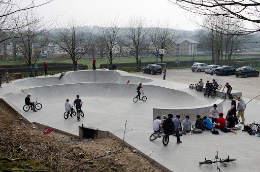 Halton skate park
