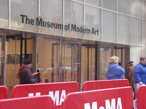 New York Städtereise - Museum of Modern Art - MoMA - Heideker Reisen