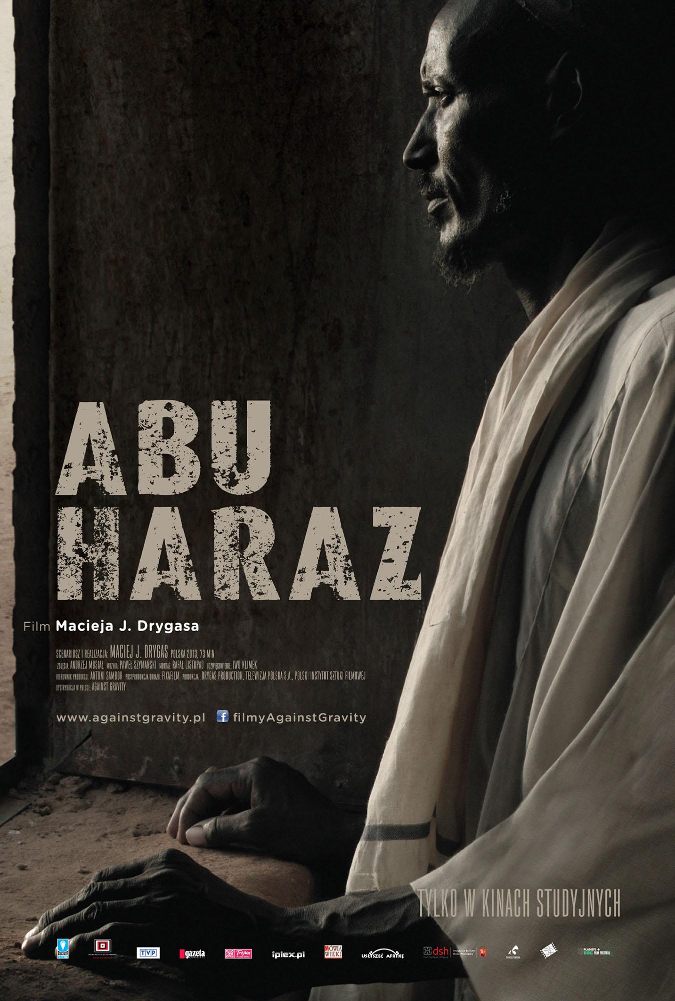 Ulotka filmu 'Abu Haraz (przód)'