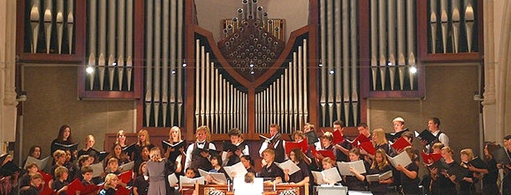 Christmas Eve Concert at St. Luke's Cathedral